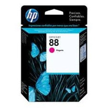 C9387a - Cartucho Hp 88 Magenta - Original - Lacrado - 13 Ml