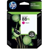 Cartucho Hp 88xl Magenta 22,5ml C9392al Original