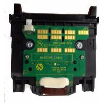 Cabeça De Impressão Hp 8100 8600 Pro + 4 Cartuchos Hp Setup