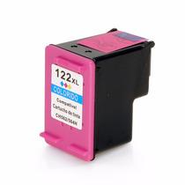 Cartucho Compatível Hp 122xl Colorido