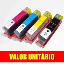 Cartucho Tinta Hp 670xl Compatível + Frete Grátis