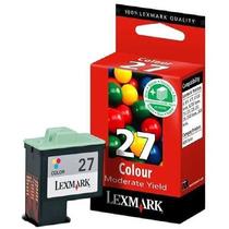 Cartucho De Tinta Colorido N.27 - 10n1193