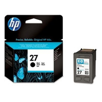 Cartucho Original Hp 27 Lacrado