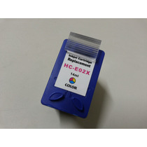Cartucho Hp Original 22 Ou 28 Ou 57 - Color - Remanufaturado