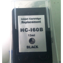 Cartucho Compativel Hp 60xl Black Novo Importado
