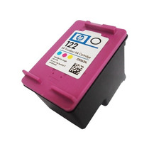 Cartucho Hp 122 Color Original Primeira Recarga Com 15ml