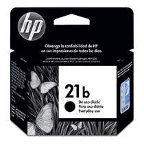 Cartucho Hp 21b Everyday Preto 5ml C9351bb Hp