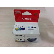 Cl-141 Cartucho Colorido Impressora Canon
