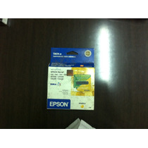 Cartucho Original Epson To47420 474 Yellow P/ C63 C85 C65