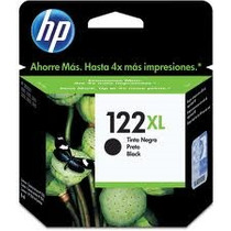 Cartucho 122xl Black Hp Original Novo E Lacrado