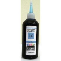 Refil Tinta Light Cyan Epson L800 - L1800
