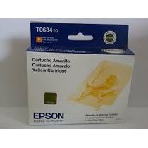 Kit Cartuchos Epson T133 Originais - 4 Cores - Lacrado