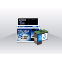 Cartucho Compativel Lexmark 10n0217 0217 Preto Z13, Z23, Z25
