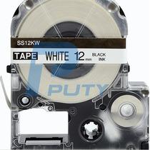 Fita Para Rotuladora Lw 300 E 400 Epson Compatível Lc-4wbn9