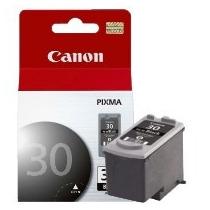 Cartucho De Tinta Canon Pg-30 Preto 11ml 1899b010aa