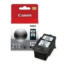 Cartucho Canon Pg210 P/ Mp250,ip2700,mp270,mp495,mx350,mx340