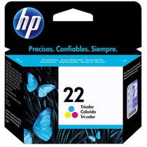 Cartucho Hp 22 C9352ab Colorido Original Lacrado Garantiahp