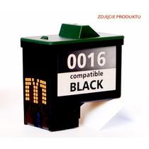 Cartucho Compatível Lexmark 16 Preto