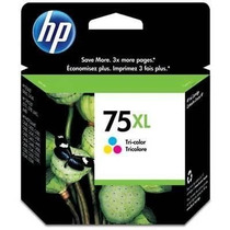 Cartucho Hp 75xl Original Lacrado