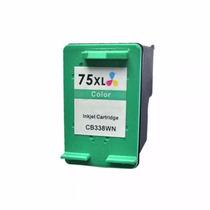 Cartucho Novo 75 Compatível Impressora Hp C4480 C4280 J5780