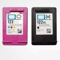 Hp 122 Preto E 122 Color + Frete Grátis + Brinde