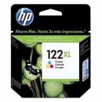 Cartucho Color Hp 122xl Original Na Caixa (1000/2000/2050