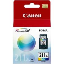 Cartucho P/ Impressora Canon Cl-211xl Tricolor Nf