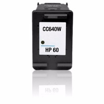 Cartucho Compatível Hp 60xl Black 18ml