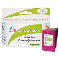 Kit Cartucho Hp 901xl Preto + Color Original Frete Gratis