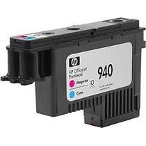 Cabeça De Impressão Hp 940 Cyan/magenta Hp Pro 8000 E 8500