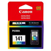 Cartucho De Tinta Colorido Cl-141 Para Pixma Canon
