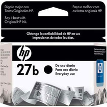 Cartucho Hp 27b Everyday Preto - C8727bb Mania Virtual