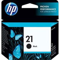 Hp 21 Preto 7ml C9351ab Hp 1 Un Cartucho De Impressora