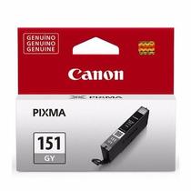 Cartucho Canon Original Cli-151 Cinza Pixma Mg6310, Mg5410,