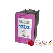 Cartucho Hp 122xl Color Ch564hb Remanufaturado
