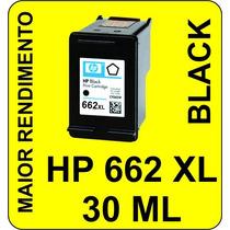 Cartuchos Hp 662 Xl Originais Modifi. C30ml Maior Rendimento