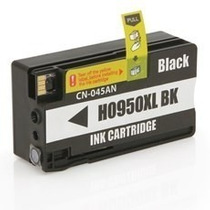 Cartucho Hp Officejet 8100 Pro 8600 950 Xl Black Compatível
