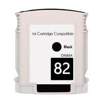 Cartucho Compatível Hp 82 Black, Ciano, Magenta, Yellow