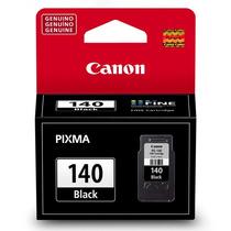Cartucho De Tinta Canon Preto Pg140 Mg3510