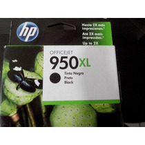 Cartucho Hp 950xl Preto Cn045al 57,5ml Original E Lacrado