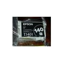 Cartucho Epson 140 Original T140120 Black - No Bombom