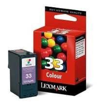 Cartucho 33 Lexmark Original Color