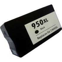 Cartucho Hp 950xl Preto Compatível. Officejet Pro 8100 8600