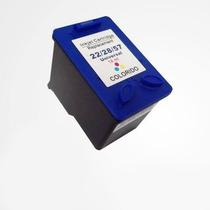 Cartucho De Tinta Hp 22 28 57 Xl Colorido 14ml - Compatível