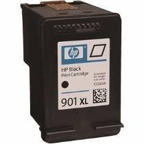 Cartucho Hp 901 Xl Black Preto - (vazio) Para Impressora