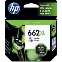 Hp 662xl Colorido Cz106ab Hp 1 Un Cartucho De Impressora