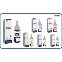 Refil Tinta Para Impressora L800,l810 E L1800 Epson Original