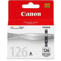 Cartucho Cli-126gy (126) Cinza Canon