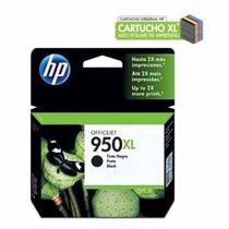 Cartucho Hp 950xl Preto Cn045ab Officejet 8100/8600/8600 Plu