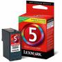 Cartucho Lexmark 5 Colorido X2690 / X2695 / X4690 / X5690